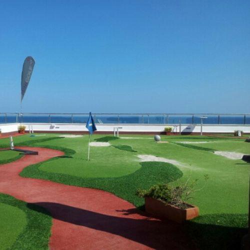 Golf, it's a tough game!!!! SPAIN Summer 2013