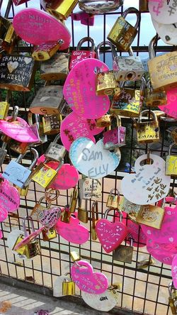 Love Lock Penang Hill