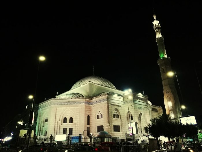 The Week On EyeEm Night Architecture Outdoors Mosque Islamic Architecture