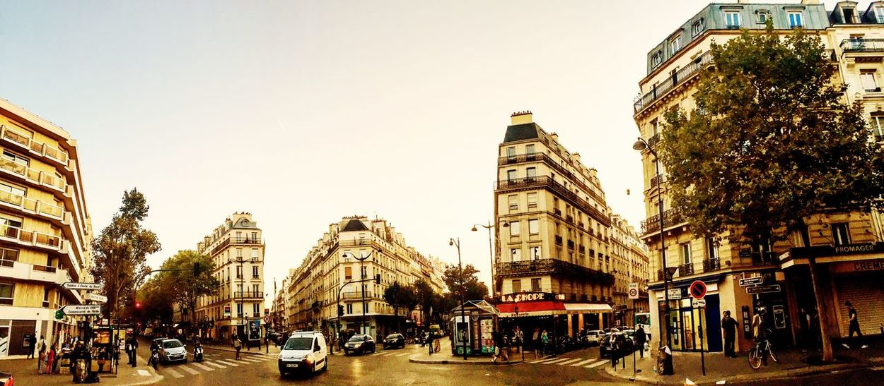 Paris France Traveling Travel IPhoneography Mobilephotography Being A Tourist Panoramic Photooftheday Architecture