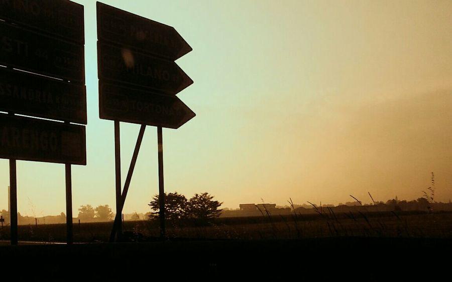 A very early morning near Alessandria , Mornings Sunrise Wheretogo Photography Morningphotography Photographer Taking Photos Photographs Nofilter