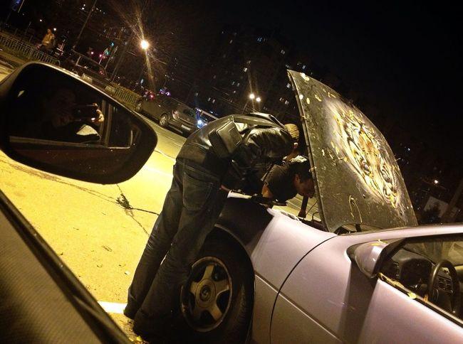 Cars Repairs Aerography Night Lights