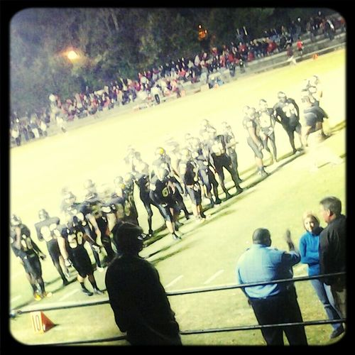Are football players tried their best but we still lost 37-7...but now we going to play offs