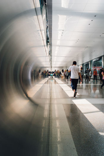 Infinity People Reflection Reflection_collection Reflections Street Street Life Street Photography Streetphotography Strideby Unreal Walking Around Walking Around The City  Walkway