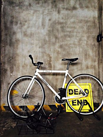 Fixed Gear Déco Product Photography Bike