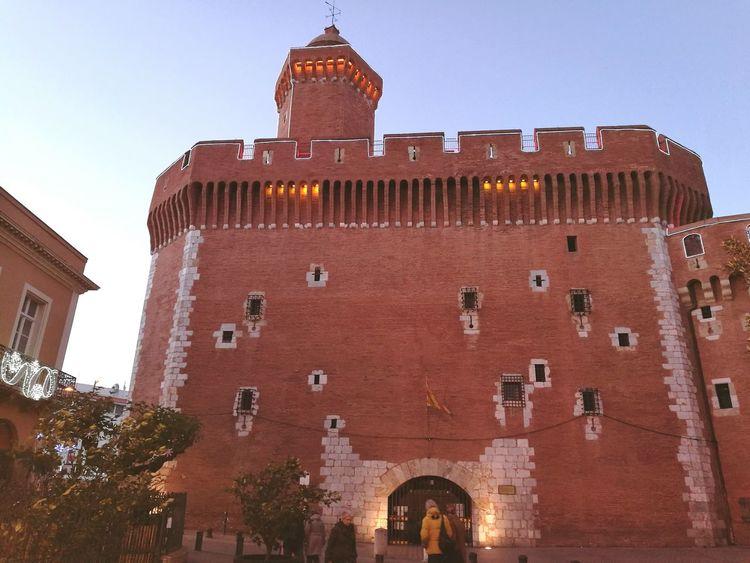 El Castillo de Perpignan