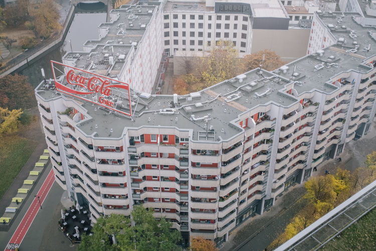 Berlin Aerial View City Berlin Berliner Ansichten Building Exterior Built Structure Architecture No People Building Outdoors Street Window High Angle View Residential District Transportation Day Land Vehicle Road Mode Of Transportation Nature Plant Car Tree Apartment