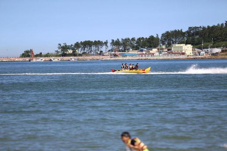Boat Rippled Sea Summer Summer Vacation Summer Views Summer2016 Summertime Water