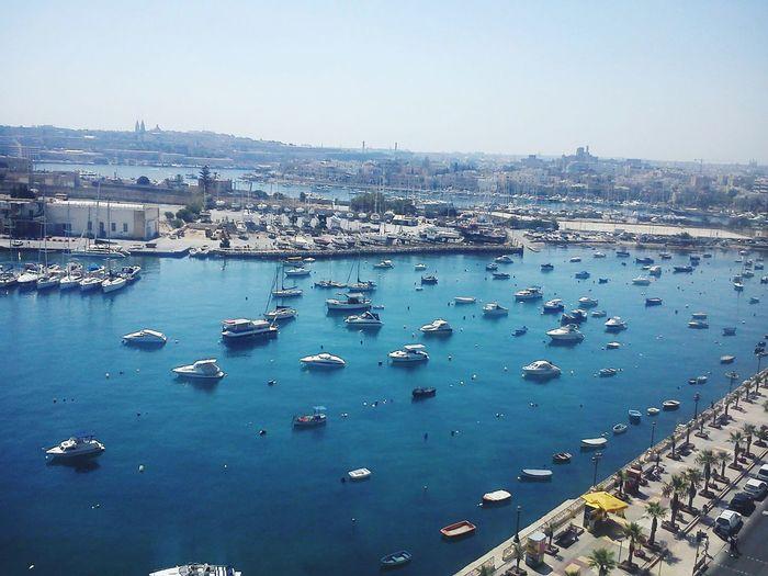 Malta ❤️ Malta Boats Rooftop Summer
