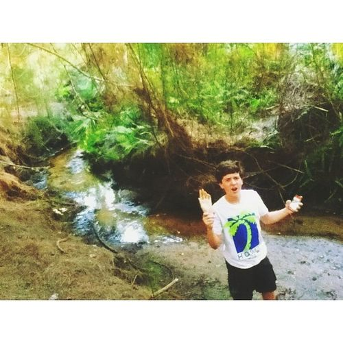 The woods behind the mall are pretty cool ? Ifoundahand Photocreds: @jareddafool