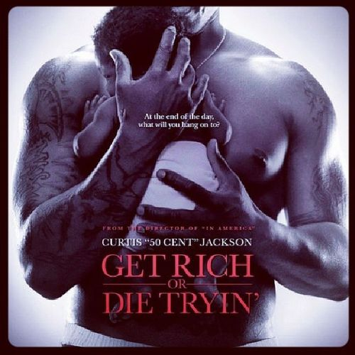 50cent Getrichordietryin love this film xx