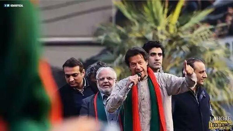 ImranKhan Pti AzadiMarch Personality