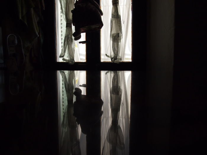 Door Reflexions Worktop Light Light Games Curtains In The Mood Shine