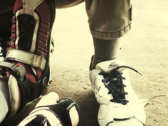 Feet Face To Face