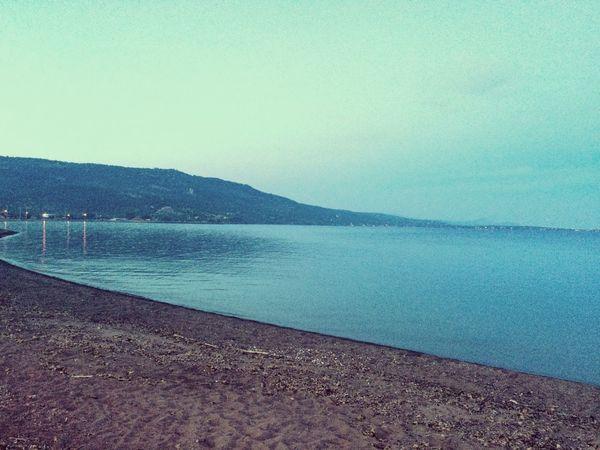 Being A Beach Bum Swimming Sea Seaside