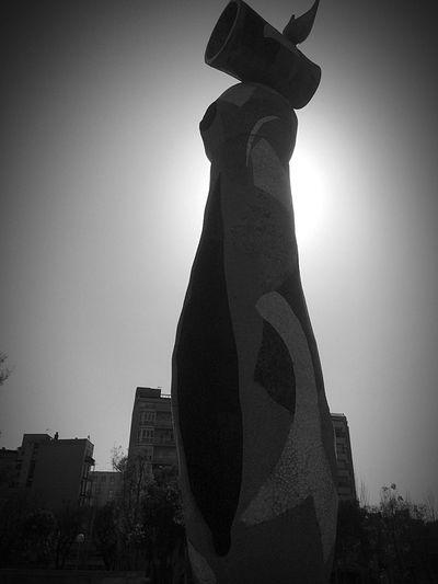 Barcelonalove Catalunyalove Black & White Art