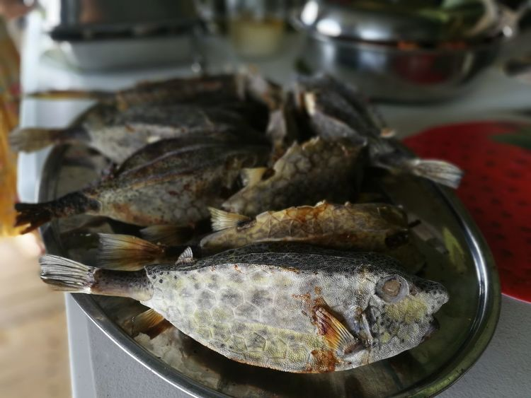 Fish Grilled Fish Exotic Exotic Fish Box Fish Seafoods Cebu Philippines