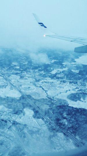 Finnair Winterwonderland Backtobeijing