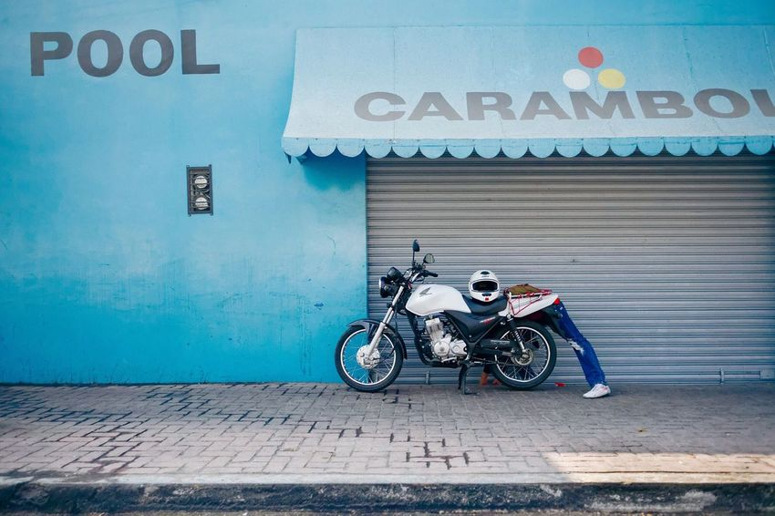 EyeEm Selects Street Photography Cdmx Mexico City Mexico Urban Exploration Motorcycle Real People City
