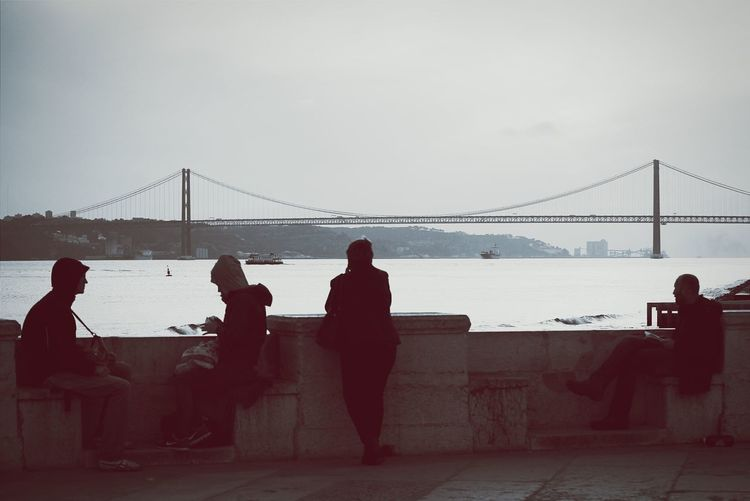 Postcards from Lisbon ♡ Lisboa Portugal Pordosol Sunset River Rio Tejo Tagus Tagus River Winter VSCO Showcase: February The Tourist Vscogood Vscodaily Lisbonlovers Vscocam Inverno Relaxing Check This Out