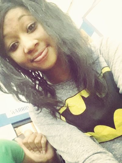Batman Shirt (: