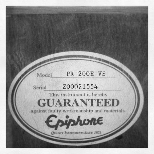 Gibson Bass GibsonBass Ephiphone EphiphoneGuitar 1997 Guitar Fender Like4like Follow4follow Gerizim Thisisamazinggrace