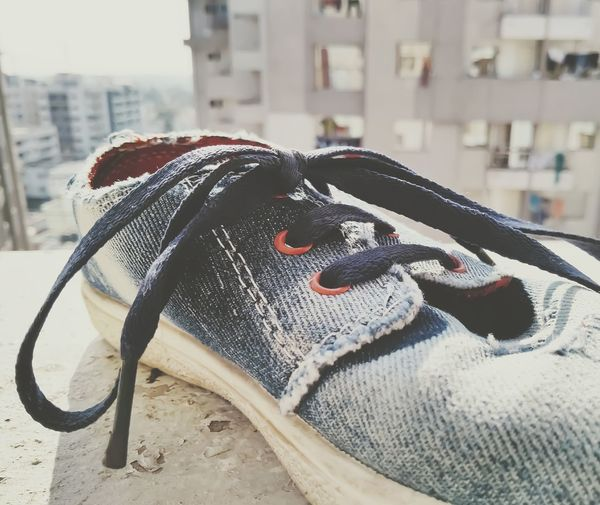 Indoor Photography Shoes Shoe Close-up Close Up Freshness Sky Softness Day City No People Outdoors Close-up