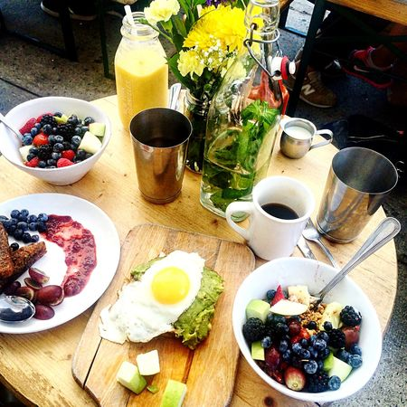 A Taste Of Life NYC Food Fresh Ingredients Healthy Stuff Brunch Photography Eating
