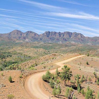 Flinders Ranges Visitaustralia Travelaustralia Visitsa Flindersranges Travelgram Outback Southaustralia