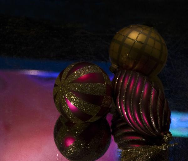 JohnRuggieri Nightphotography Still Life Ornaments Happy New Year New Year Around The World Christmas Decorations