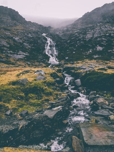 Waterfall,miners track ,Snowdon Beauty In Nature Scenics - Nature Nature Plant No People Tranquility Mountain