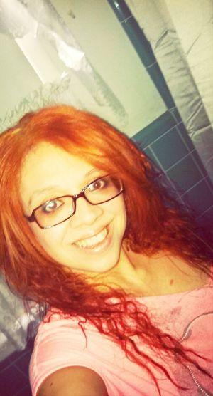 Hair color surprises! Hair Orange Hair Bright Hair Colored Hair