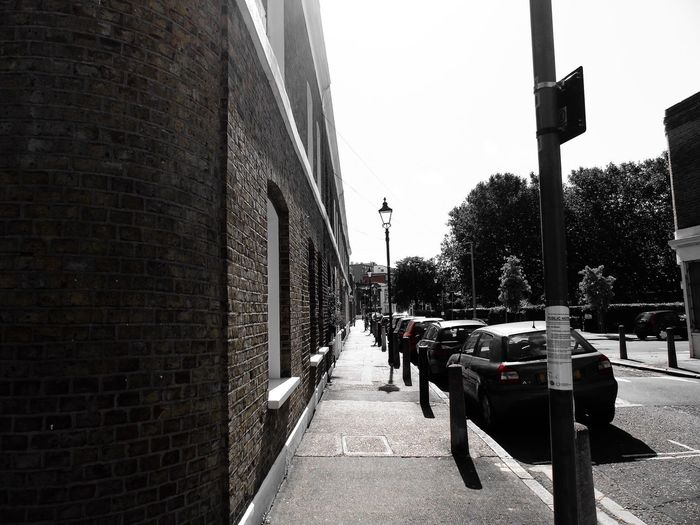 Street Building Exterior The Way Forward Empty Street Light Built Structure Architecture Outdoors Day Sky Sun Photography Photographer London_only LONDON❤ Photoshoot Sunlight Architectural Bethnalgreen Perspective Photooftheday Window Illuminated Clear Sky