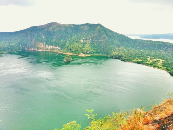 Taal Volcano crater Eyeem Philippines EyeEm Nature Lover