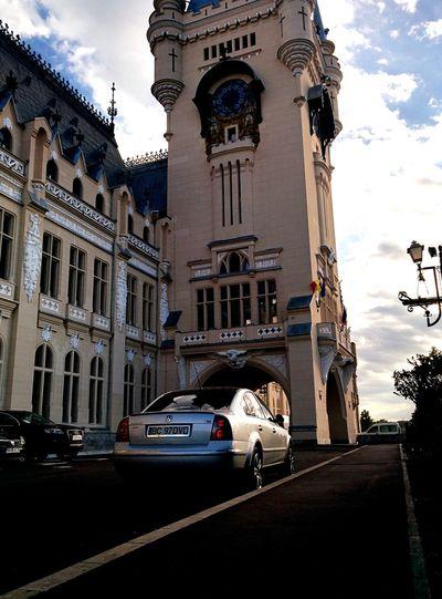Pallas Mall Iași. My car...perfect place