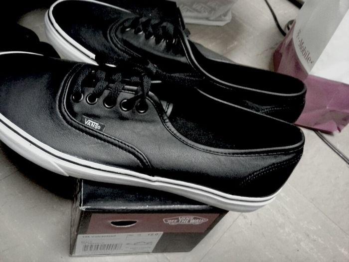 Taking These Wit Me. Italian Leather Vanz. Rudeboi!
