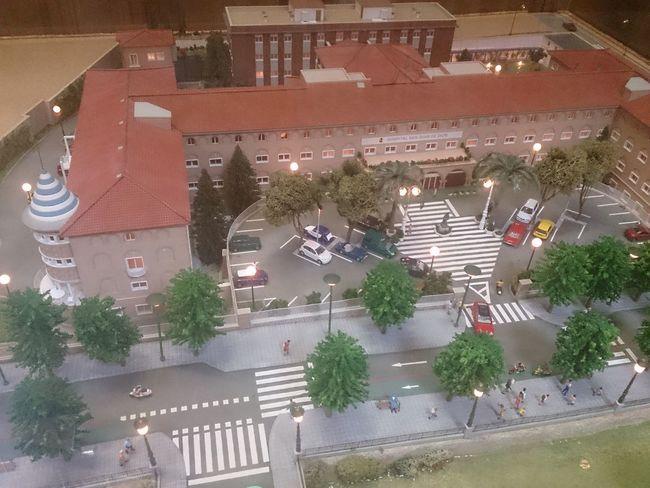 Maqueta del Hospital San Juan De Dios