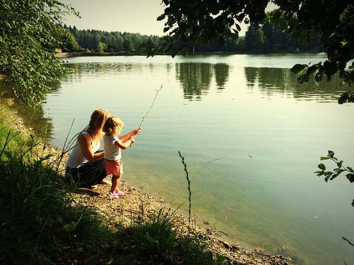 Live To Learn Fishing Girlstime  Lovelyday