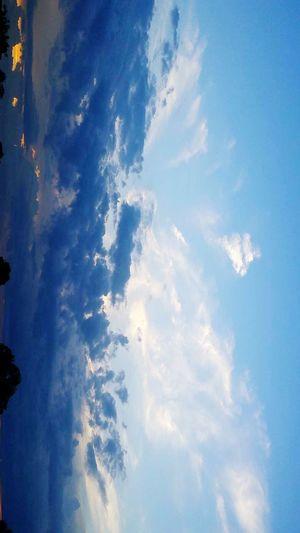 Sky Nuvens Pordodosol Paisagem Perfection God Goodvibes Blue Beautiful Brazil