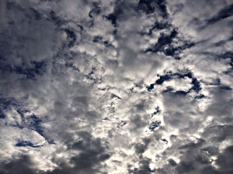 Clouds No Filter