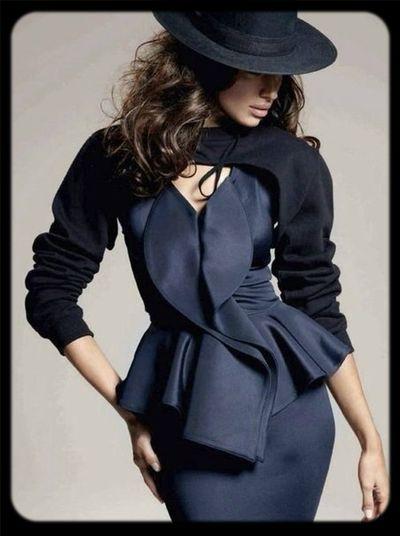 Fashion Beauty Look Dress