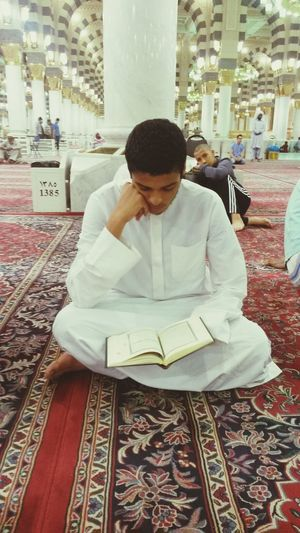 اخوي المسجد النبوي الشريف Haram - Prophet Mohammed Holy Mosque My Brother  القرآن
