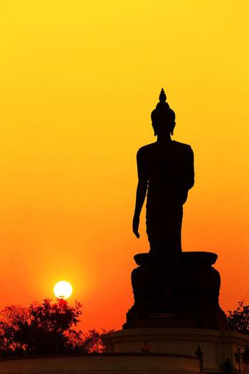 Sunlight Buddha
