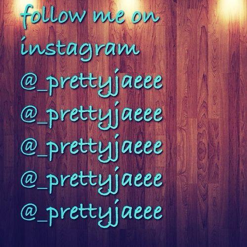 follow me pleaseeeee :)