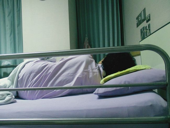 Bed Indoors  Bedroom Hospital Day Patient Healthcare And Medicine