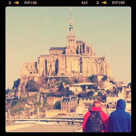 mont saint-michel, good trip