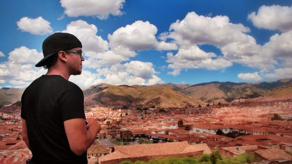 Cusco Travel Taking Photos Clouds And Sky