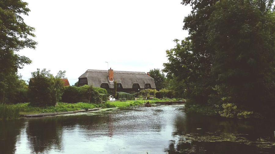 First Eyeem Photo Flatfordmill Water Reflections Flatford Mill Landscapes With WhiteWall