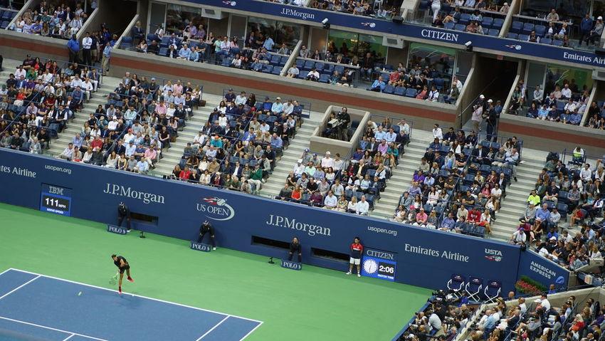Sports Queens Flushing Arthur Ashe Stadium Court NYC Rafael Nadal  Tennis US OPEN 2017 US Open Final Newyork