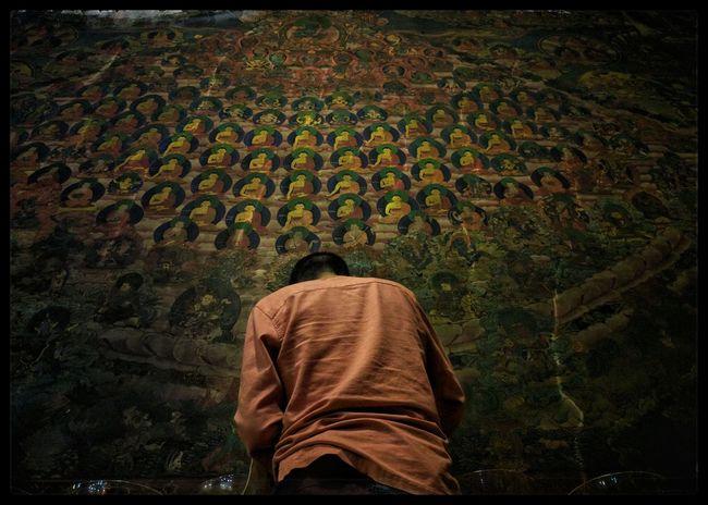 Religion Tibetean Lama
